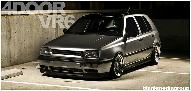 Chad 39 s 4 door golf vr6 flickr photo sharing for Interieur golf 3 vr6