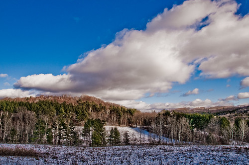 Vermont Winter Landscape (Credit: nosha on Flickr.com)