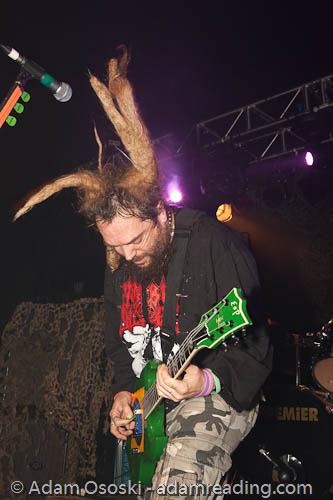 Max Cavalera Dreadlocks
