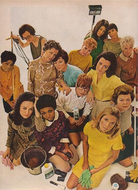 Congoleum Vinyl Flooring Ad