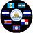 the Centro America/Central America group icon