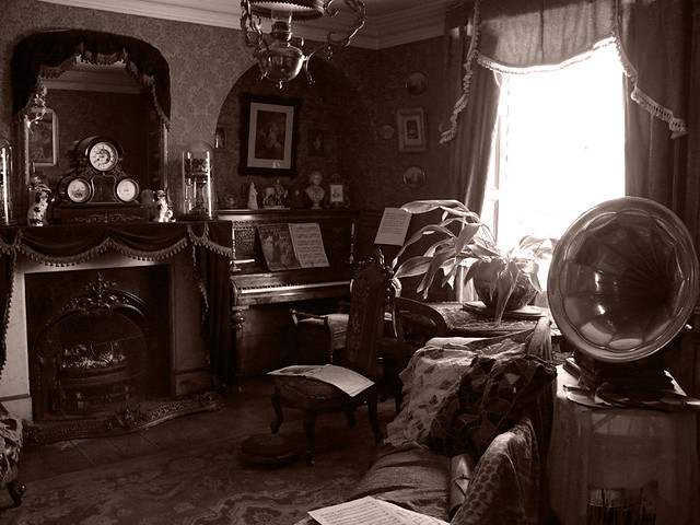 Victorian living room flickr photo sharing for Parlor or living room