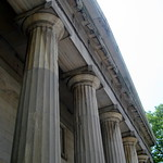 Philadelphia - Old City: Second Bank of the United States