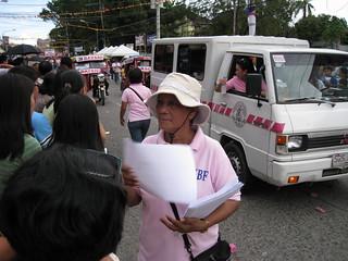 Bayani leaflets
