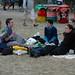 Friends at Glastonbury 2008