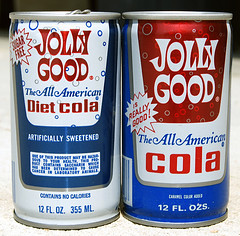 Jolly Good Cola, 1970's