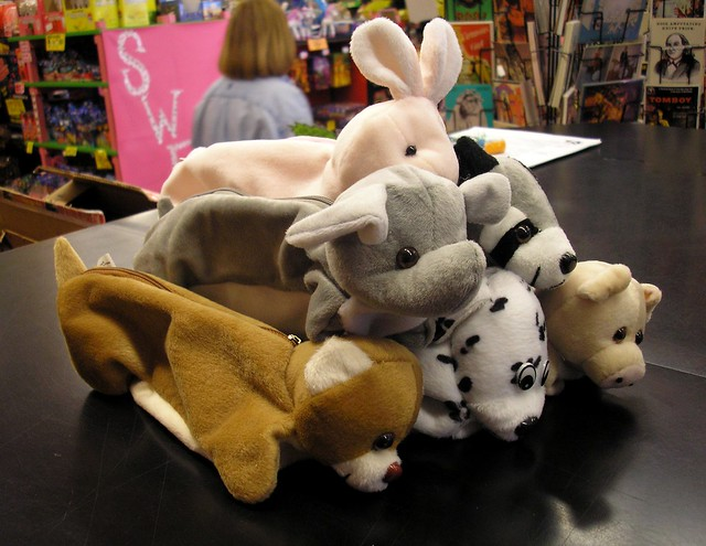 Plush Elephant Dog Toys With Squeakers Petco