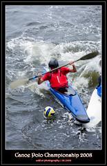 Canoe Polo Championship 2008