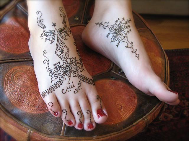 Persian henna wedding ...