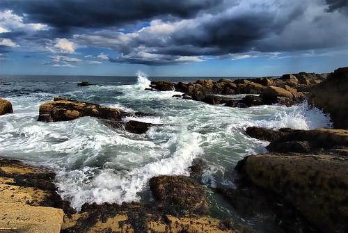 ocean sky seascape nature water portland tide maine portlandmaine coastline portlandme cascobay oceanscape