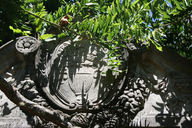Filoli gardens carved gate flickr photo sharing
