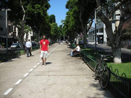 Rotchild Boulevard