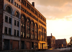 West Bottoms before sunset, 13 Aug 2008