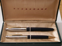 Vintage Eversharp Fountain Pen and Pencil Set