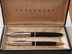 Vintage Eversharp Fountain Pen and Pencil Set