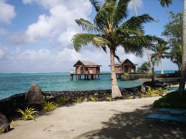 Overwater Fale
