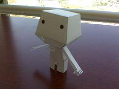 LittleBigPlanet Sackboy Cutout 02