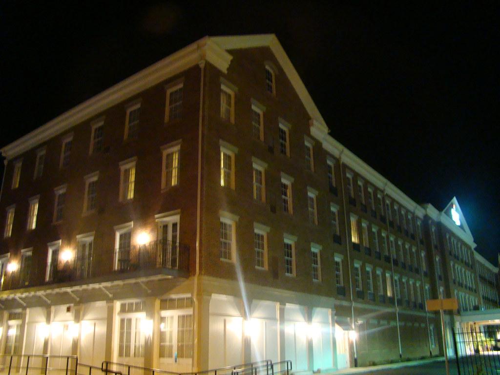 Natchez- new Convention Center Hotel