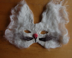 My very first mask