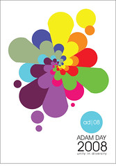 Adam Day (Programme Cover)