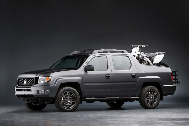 About A Month Ago, Honda Said That It Is Killing The Boxy Element Crossover  After Disappointing Sales. Rumors Have Previously Said That The Honda  Ridgeline ...