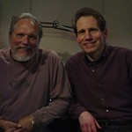 Jorma Kaukonen with Dennis Elsas at WFUV