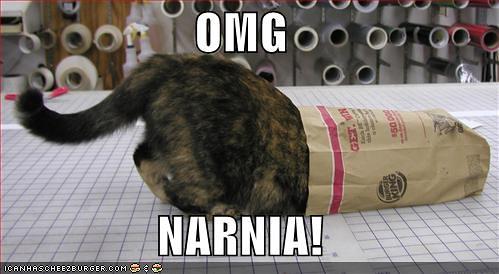 lol cats narnia