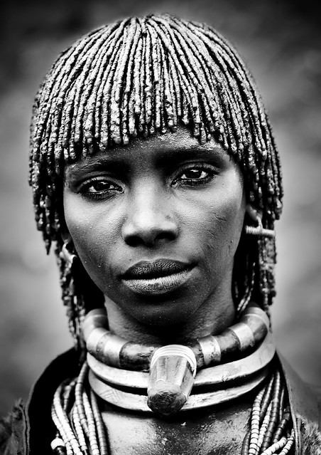 First wife Hamar woman Ethiopia