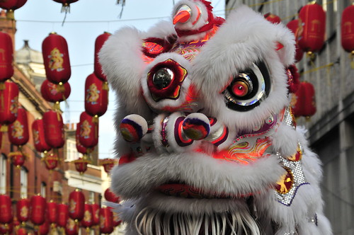 Events in London: Chinese New Year London