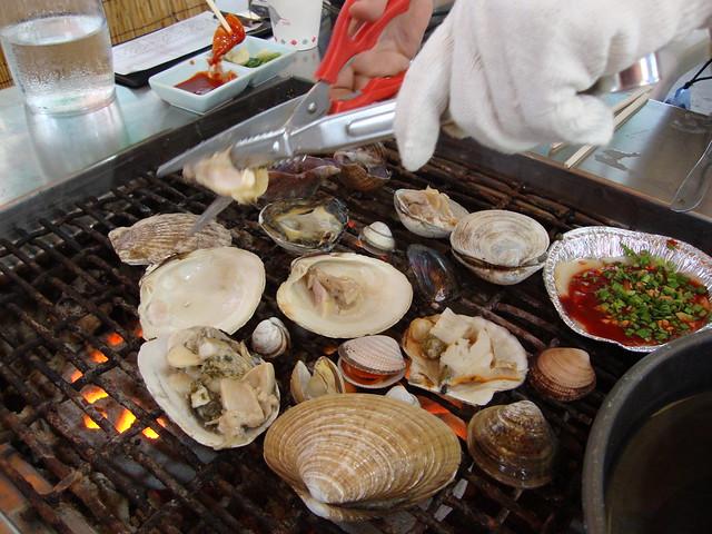 Shellfish BBQ