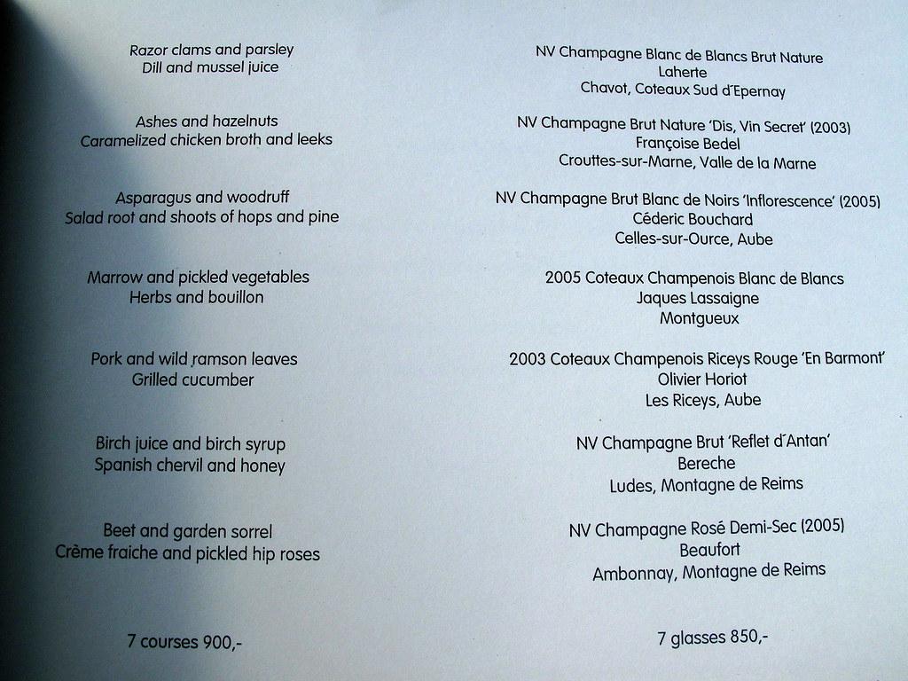noma restaurant menu wwwimgkidcom the image kid has it