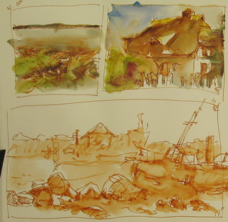 Ruegen Sketchbook 6