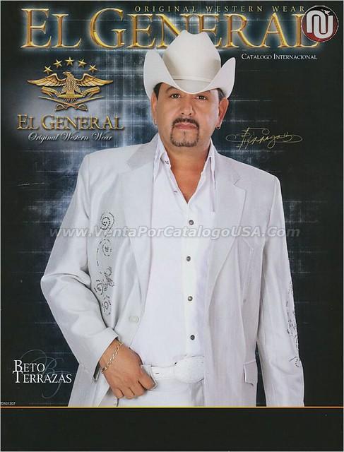 585 el general ropa vaquera 2011 trajes western moda for Catalogo el general