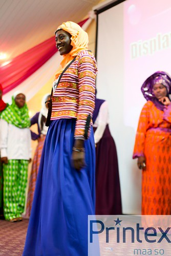 Photos: Printex sponsors African wear inspired fashion showcase for