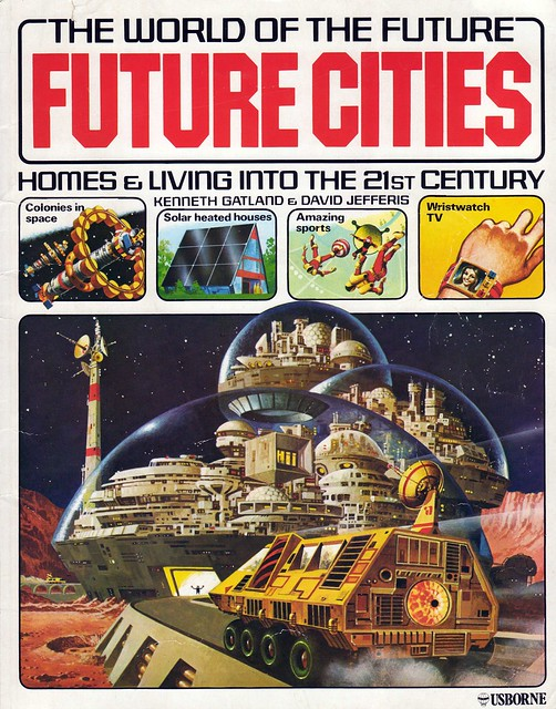 The World of the Future - Future Cities