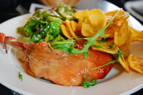 Cuisses de canard l 39 orange recette raffin e recettes - Cuisiner un canard entier ...