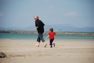 Immagine di Cross Strand vicino a Louisburgh. gilbert samantha westport