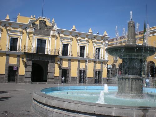 Teatro Principal - Puebla