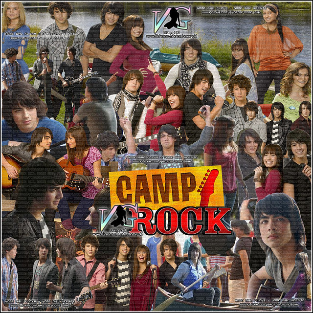 Camp Rock 20 6 2008 In Disney Channel USA Flickr