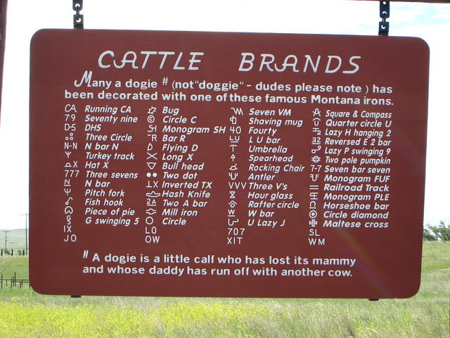 F Cattle Brand Cattle Brands | Flickr...