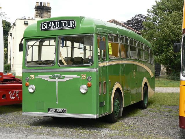 Albion bus