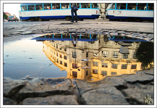 Reflecting Riga