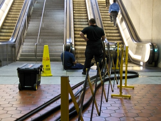 Fixing the Escalator