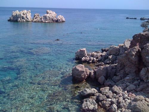 beach karpathos amoopi