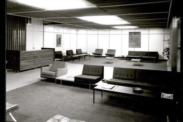 Waiting Room, 50's