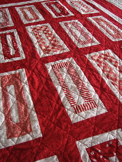 o is for oklahoma quilt