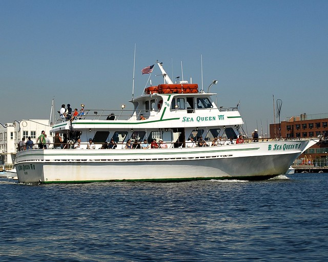 sea queen vii fishing boat sheepshead bay brooklyn nyc