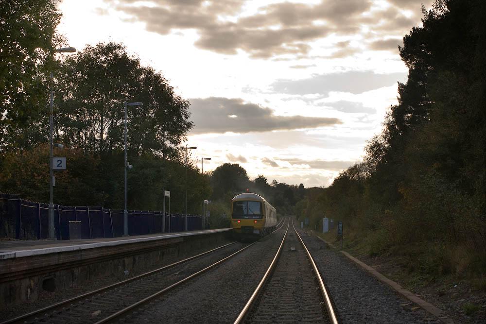 Gomshall Railway Station