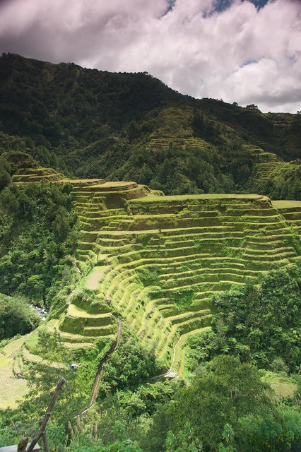 Banaue rice terraces flickr photo sharing for Terrace farming meaning