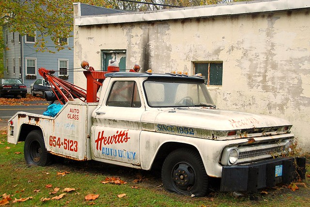 Chevy Tow Truck | Flickr - Photo Sharing!
